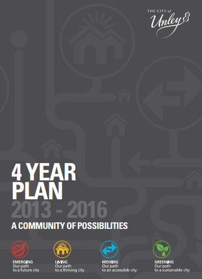 The 4 Year Plan can be downloaded here